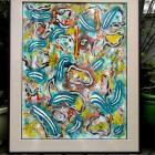 2004 - Acrylique sur papier 50x65