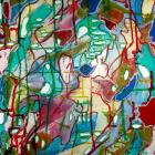 2005 - Acrylique sur toile 50x65
