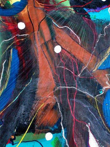 2006 - Acrylique sur toile 60x60