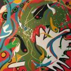 2007 - Acrylique sur toile 100x100