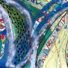 2007 - Acrylique sur papier 50x65