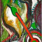 2008 - Acrylique sur toile 60x50