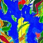2009 - Acrylique sur toile en dytique - 60x60