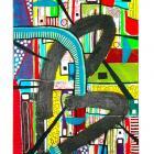 2009 - Acrylique sur toile 110x70