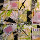 2011 - Acrylique sur papier 50x65