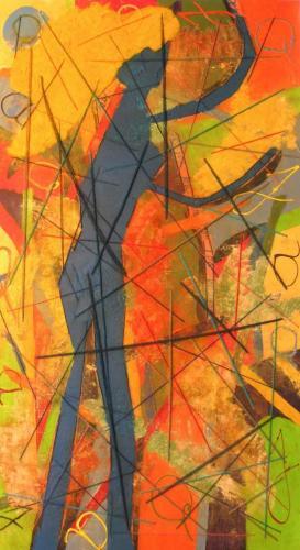 2011 - Acrylique sur toile 115x65
