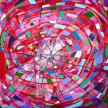 2014 - Galaxie Acrylique 80x80