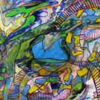 2008 - Acrylique sur papier 50x65