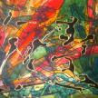 2014 - Acrylique sur papier 50x65