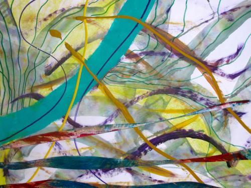 2006 - Acrylique sur papier 50x65