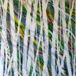 2014 - A claire-voie  Acrylique 105x105